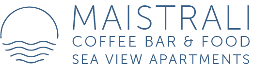 Maistrali Sea View Apartments Stalis Crete - Coffee Bar & Food | Home logo image